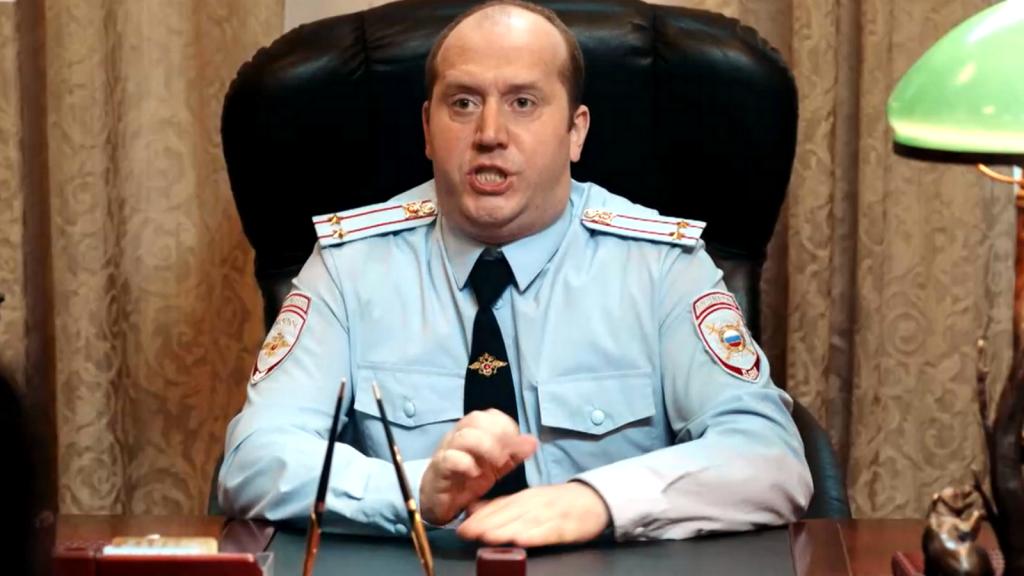 Сергей Бурунов в сериале Полицейский с Рублевки